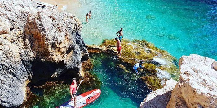Excursiones paddle surf en Alicante