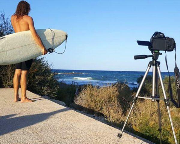 clase de perfeccionamiento surf